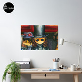 Movie inspired collection - Dracuzard - Count Dracula Poster