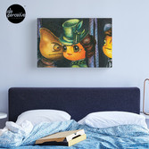 Movie inspired collection - Dracuzard - Mina Harker Canvas Print