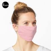 Psychology Things SPECIAL PINK Edition - Maslow's HIERARCHY of NEEDS Mask