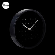 Don't tell us WHAT IS THE FUTURE, WE CREATE the future! Clock