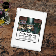 Movie inspired collection - Dracuzard - Count Dracula iPad Case & Skin
