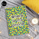 Welcome to SOCIAL MEDIA ERA - Where is my PHONE? Spiral Notebook