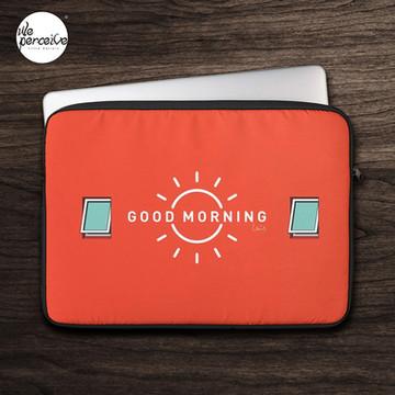 Good Morning, my city. Laptop Sleeve