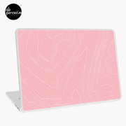Maslow hierarchy of needs pink laptop sk