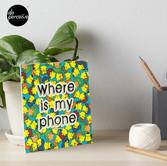 Welcome to SOCIAL MEDIA ERA - Where is my PHONE? Art Board Print