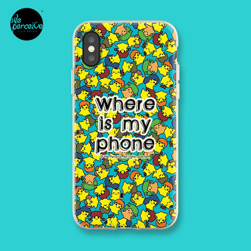 Snapchat filter iPhone Case for XS - 4