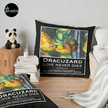 Movie inspired collection - Dracuzard - Mina Harker Floor Pillow