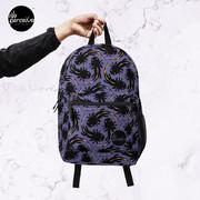 WE LOVE M.C. ESCHER style - Axolotl symmetrical pattern Backpack