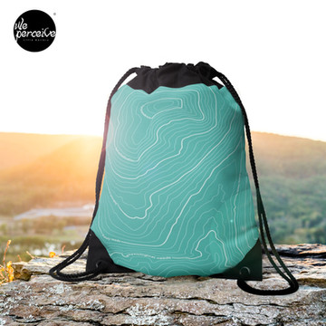 Pschology Drawstring Bag