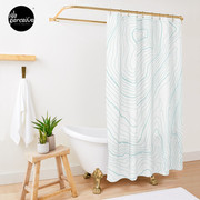 Psychology things - Maslow's HIERARCHY of NEEDS Shower Curtain
