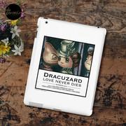 Movie inspired collection - Dracuzard - Mina Harker iPad Case & Skin