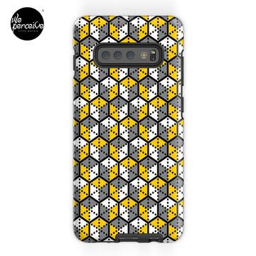 Geometric Cubes Case & Skin for Samsung Galaxy