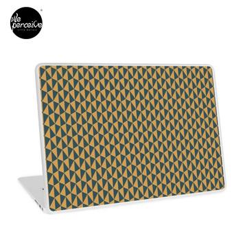 Egypt day and night geometric pattern laptop skin
