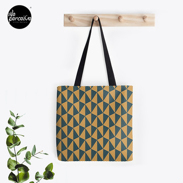 Egypt day and night - mysterious pyramids Tote Bag