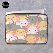 AXOLOTL WAVE - We are the CUTEST CREATURE in the Water World Laptop Sleeve