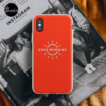 Positive Illustration iPhone Case