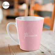 Psychology Things SPECIAL PINK Edition - Maslow's HIERARCHY of NEEDS Tall Mug