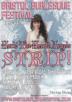 Bristol Burlesque Festival Christmas 201