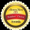 Award: eSchool News Readers Choice Award