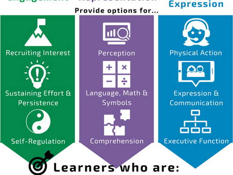5 steps to promote ownership of learning in your UDL classroom