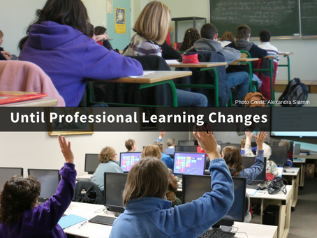 5 ways to drive professional learning the UDL way
