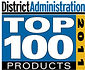 Award: District Administrator Top 100 Products