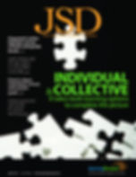 Cover from issue of JSD: The Learning Forward Journal.