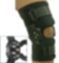 Comfortland Hinged Knee Brace 12inch_edi