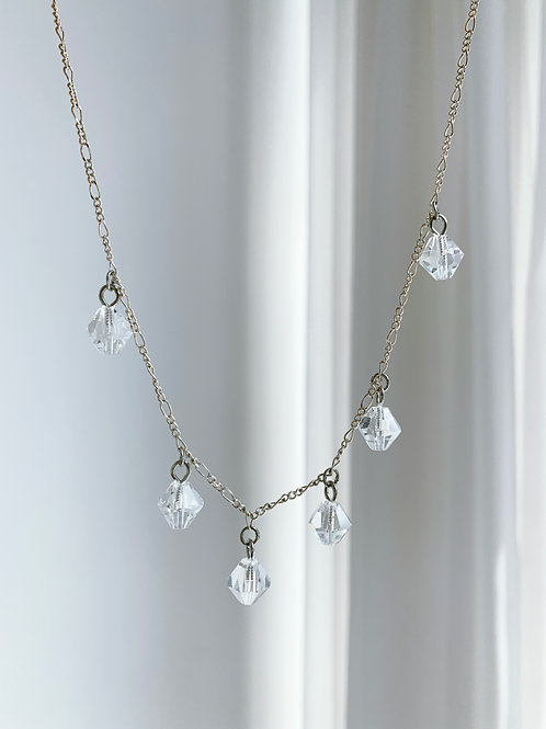 SI crystal necklace