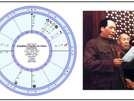 China y la Gran Conjunción: vislumbres de un futuro asiático.