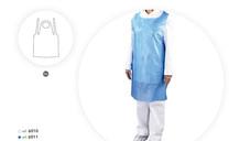 Avental em Polietileno PE Azul ou Branco