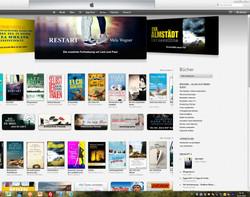 Platz 1+2 bei iBook Store Mai 2014