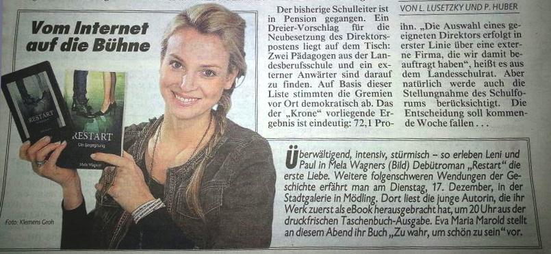 Kronezeitung 14.12.13