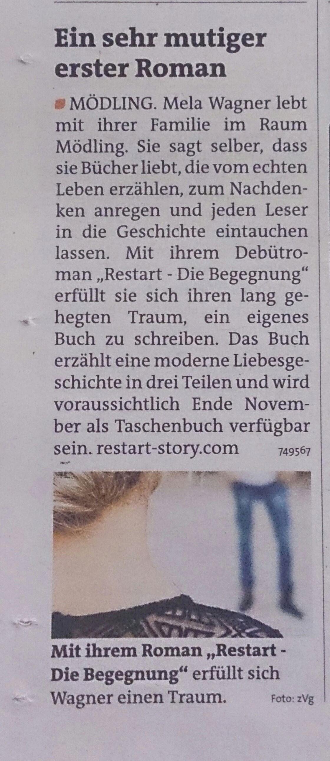 Bezirksblatt Mödling 14.11.13
