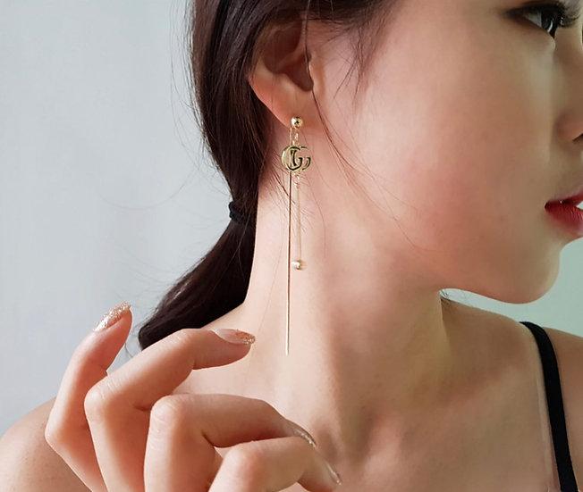 Gdrop earrings