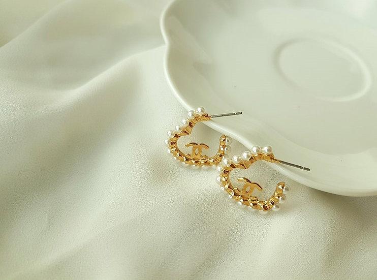 Chaheart earrings