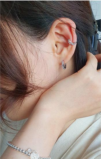 Sunshine earcuffs