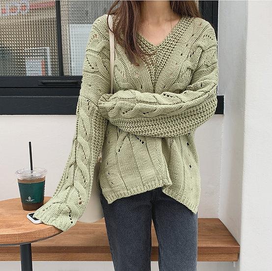 Foam sweater