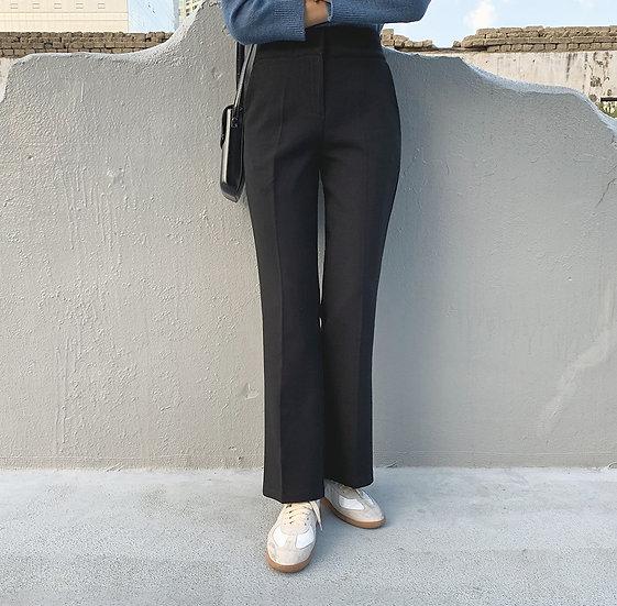 Fleece slacks