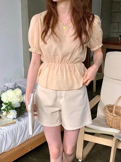 Aurora blouse
