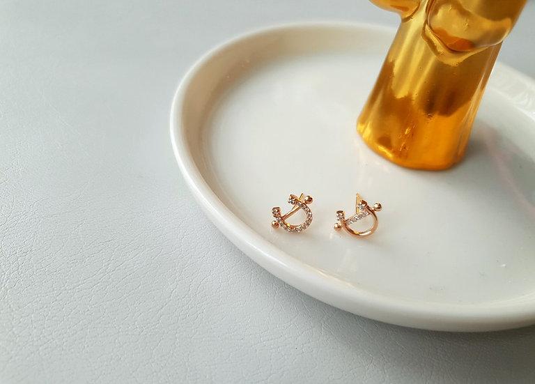 Henge earrings