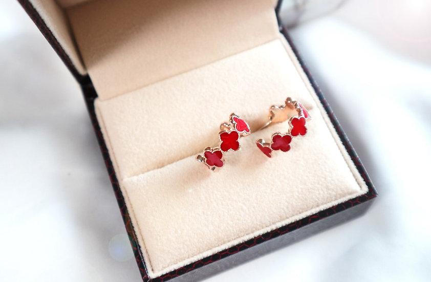Vanring earrings