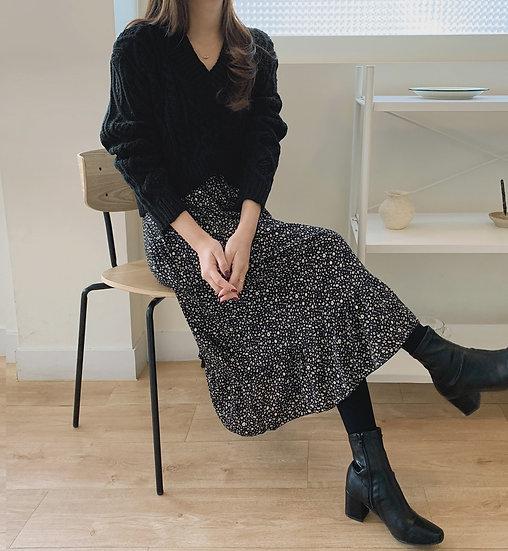 Sweater + dress set