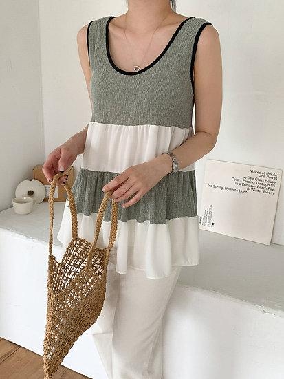 Cancan blouse