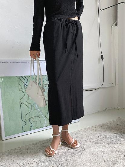 Cool banding skirt