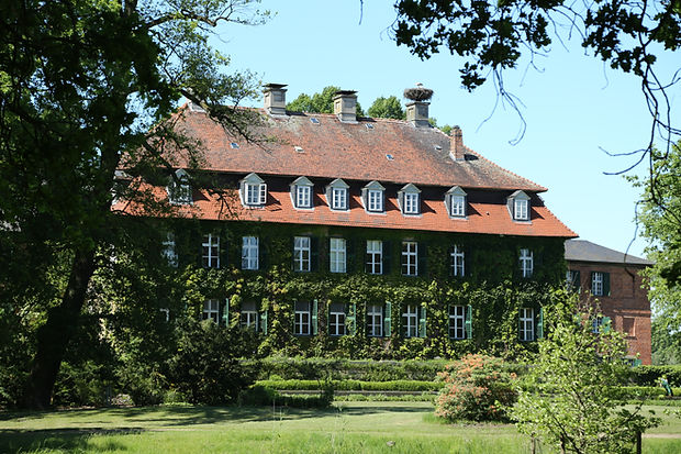 Bernstorff Schloss Gartow