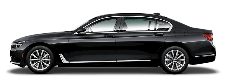 bmw 7 series hire chauffeur hire car rental london with driver