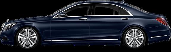 Mercedes Benz S Class 2018 car rental london