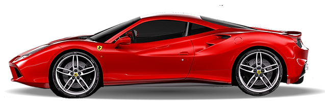 ferrari 488 gtb supercar hire in lonon prestige car rental luxury car hire