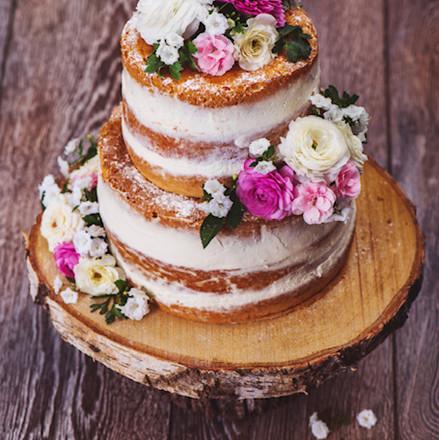 Semi Naked wedding cake 2 tier.jpg